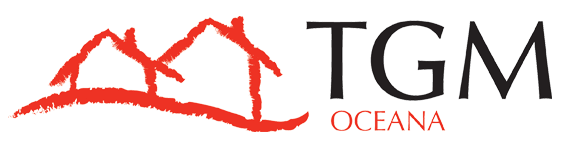 TGM Oceana Apartments Logo