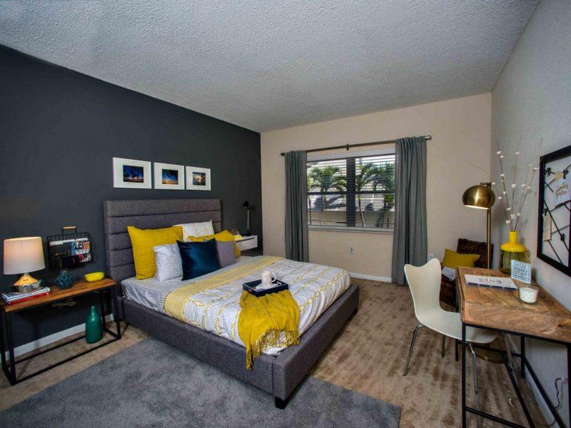 TGM Oceana Apartments Bedroom