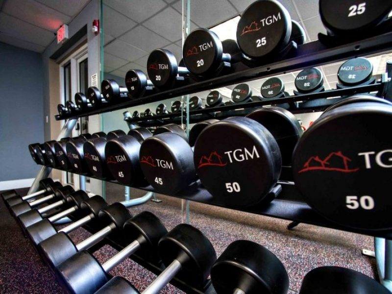 TGM Oceana Apartments Fitness Gym 3