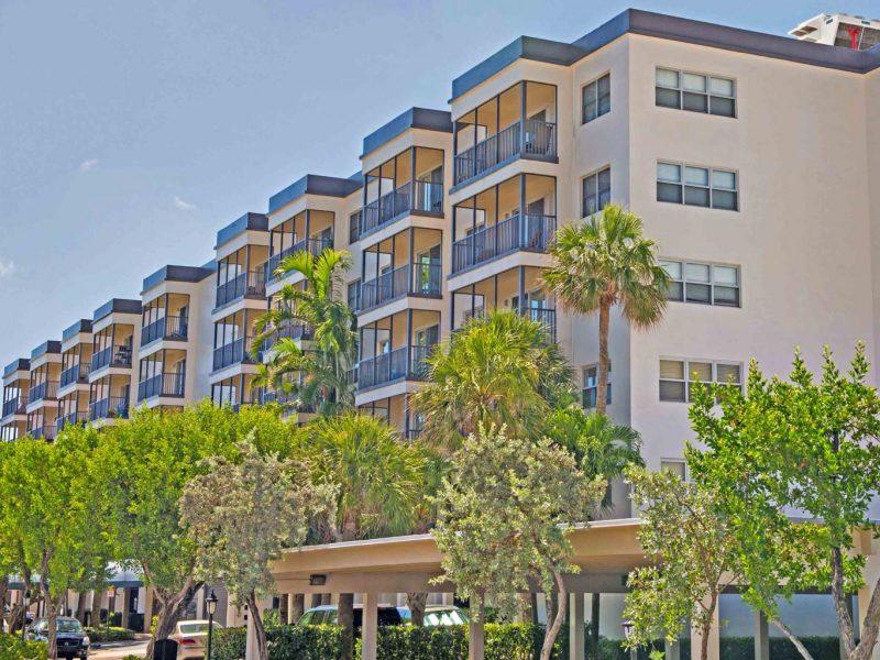 TGM Oceana Apartments Landscape view 2