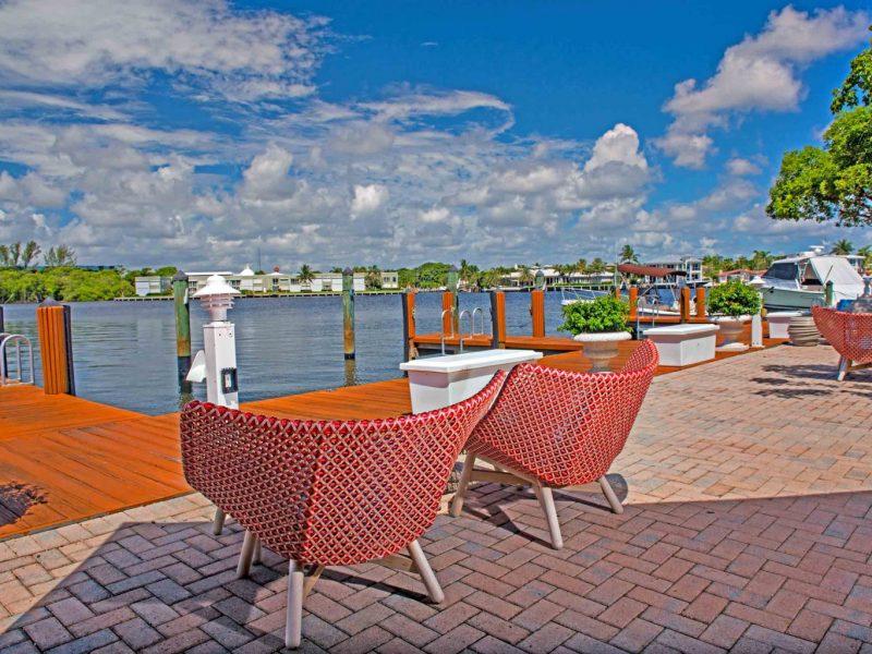 TGM Oceana Apartments Lounge area